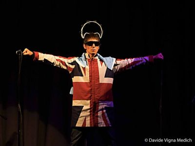 Supernova Live @ British Night - Borgaro TO (11-12-15)