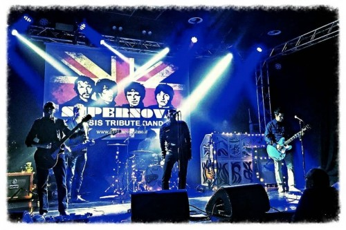 supernova torino oasis tribute band