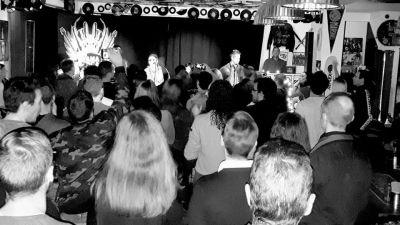 Supernova live @ Mamaloca - Vicenza (10/11/2018)