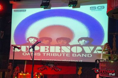 "Supernova live @ ""Tortuga Pub"" - Vigliano Biellese - BI (22/3/2019)"