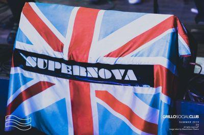 "Supernova live @ ""Grillo Social Club"" - Vigevano - PV (26/7/2019)"