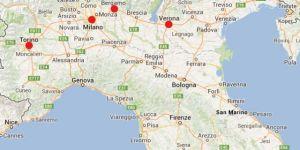BERGAMO, TORINO, MILANO, VERONA: LIVE FOREVER!!!