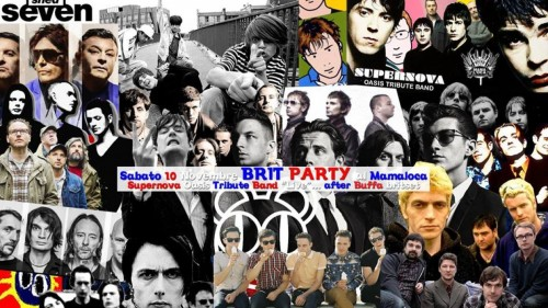 "QUESTA SERA ""BRITISH PARTY"" A VICENZA!!!"