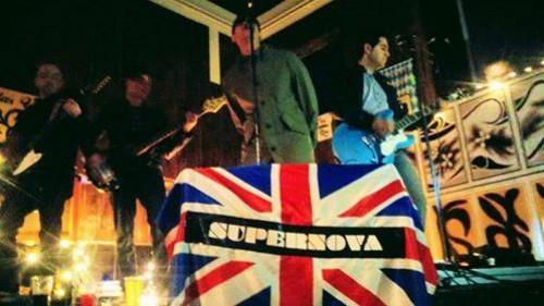 "QUESTA SERA SUPERNOVA LIVE AL ""CAFE' ROYAL""!!!"