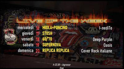 "RIPARTE IL ""SUPERNOVA-TOUR 2019""!!!"