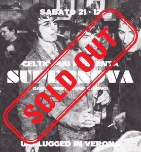 "QUESTA SERA FINALE ACUSTICO A VERONA DEL ""SUPERNOVA-TOUR 2019""!!!"