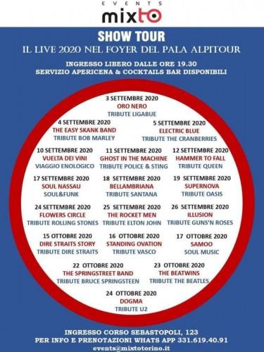 """SUPERNOVA LIVE @ """"PALA ALPITOUR"""""""